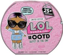 L.O.L Surprise #OOTD OUTFIT OF THE DAY - 1 Doll & 24 Surprises - LOL